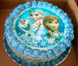 Frozen for the princess