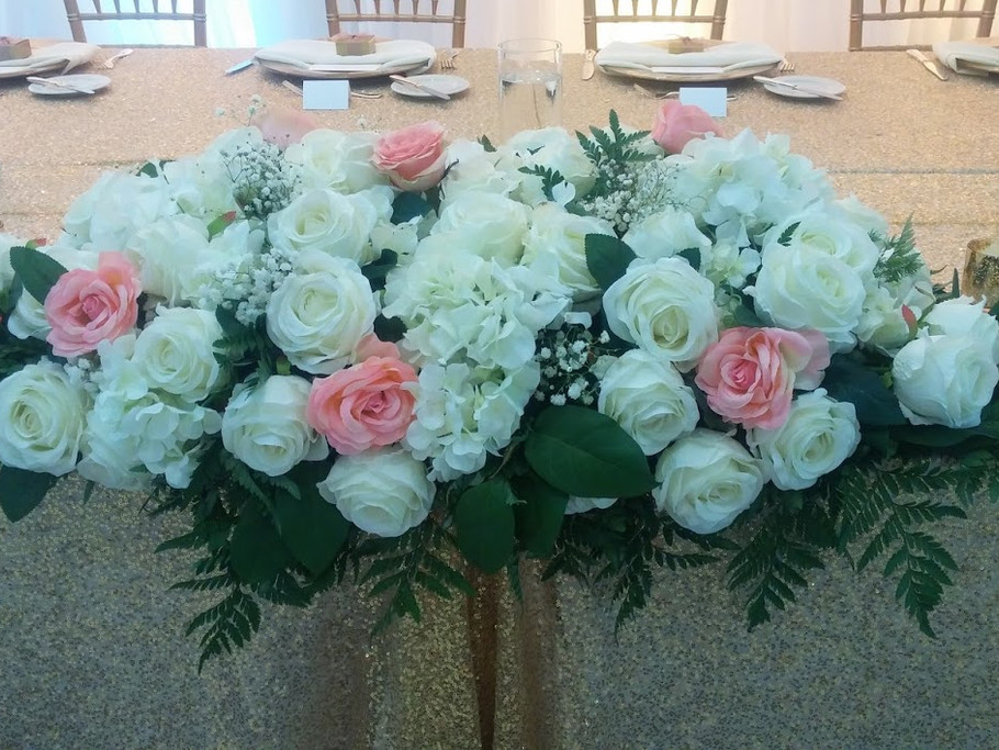 Headtable Flowers