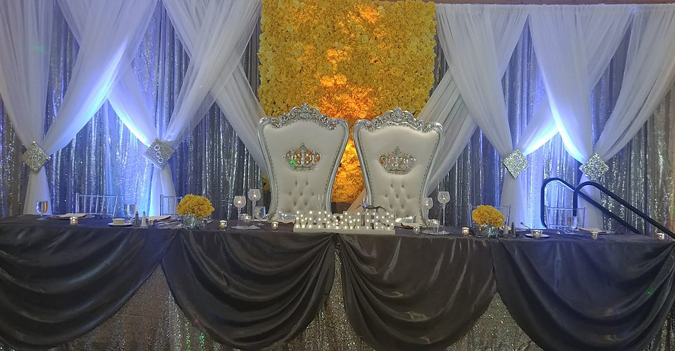 Twinkles Events and Wedding Decor