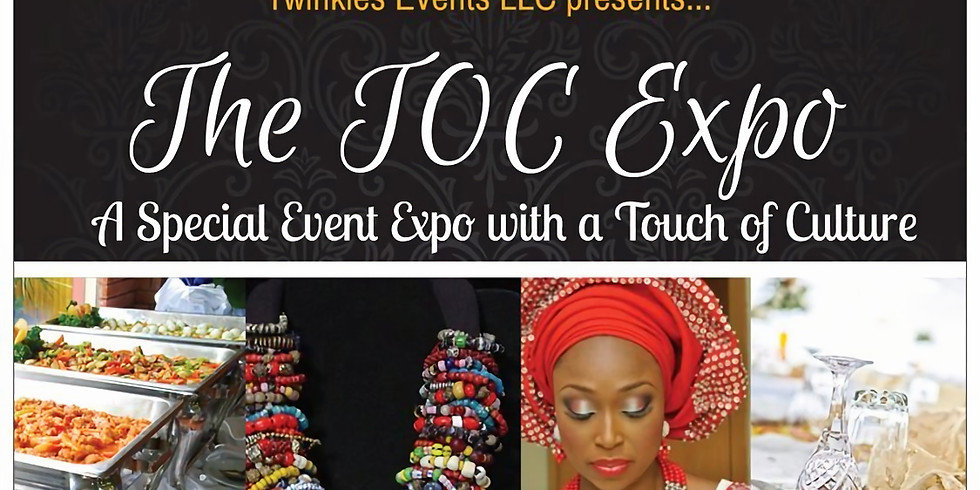 The TOC Expo (Touch of Culture)
