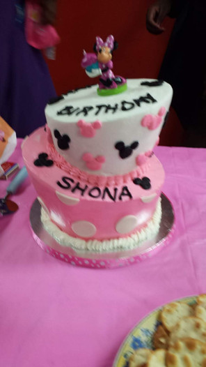 Shona's Minnie