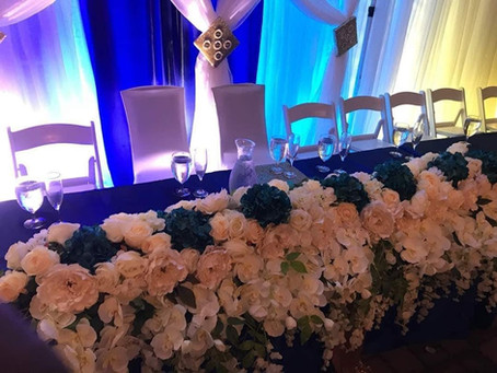Choosing Your Event Colors and Theme!