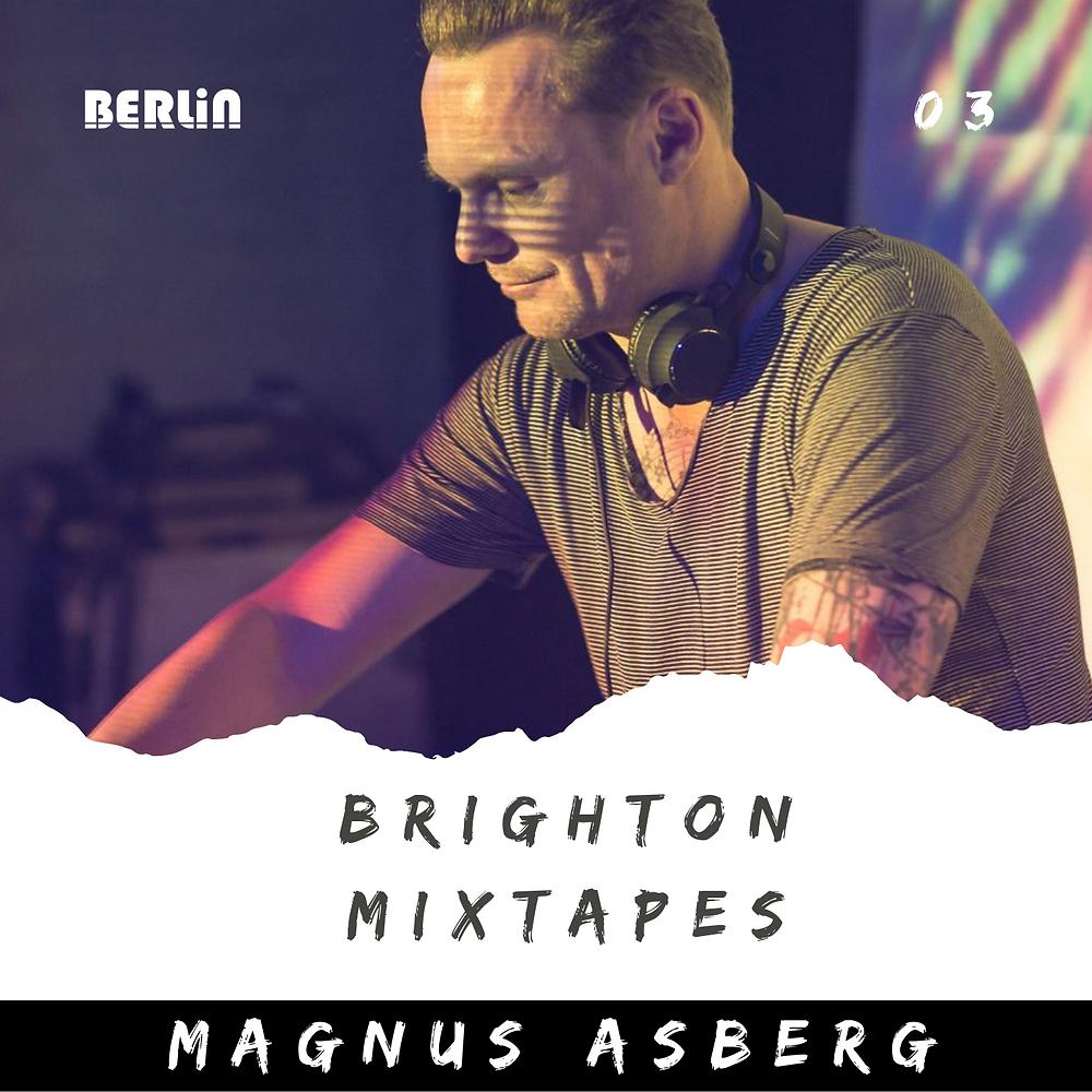 Brighton Mixtapes: Nolan - 001
