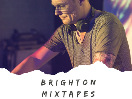 Brighton Mixtapes: Magnus Asberg - A Brighton Underground Legend