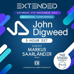 Extended pres John Digweed