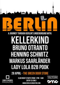 Berlin Presents Kellerkind