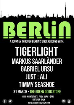 Berlin March 31st