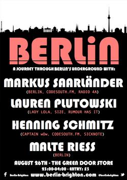 Berlin 26 August 2016