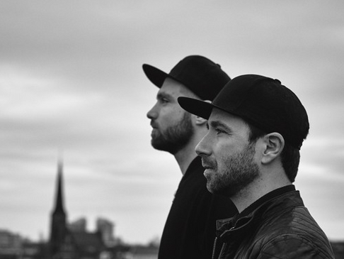 Florian Kruse & Hendrik Burkhard AKA The Ground Debut Album