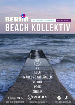 Berlin Beach Kollektiv The Volks