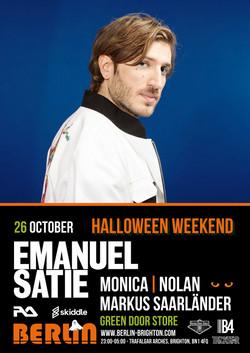 Berlin presents Emanuel Satie