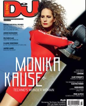 Monika Kruse in DJ Mag USA
