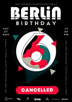 BERLIN 6TH BIRTHDAY