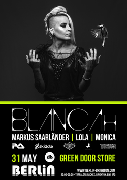 Blancah flyer