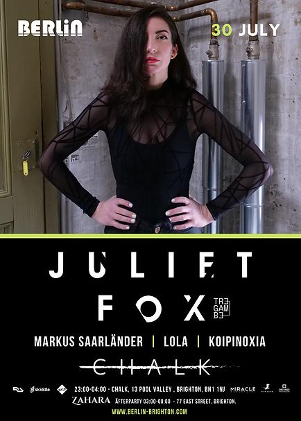 Juliet Fox - Chalk