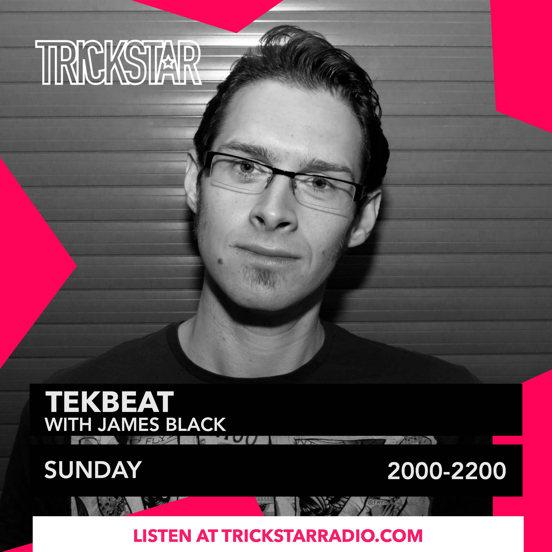 TRICKSTAR JAMES BLACK