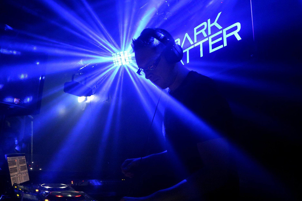 James Black at Dark Matter