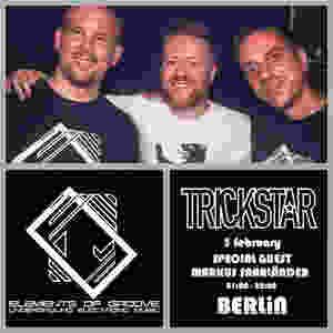 Markus Saarländer on Trickstar Radio
