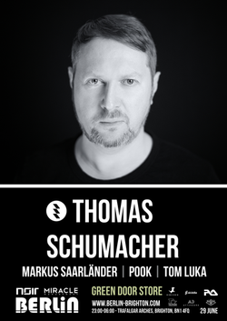 Berlin pres Thomas Schumacher
