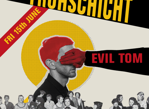 A New Night Comes To Brighton - We Take A Closer Look At Frühschicht
