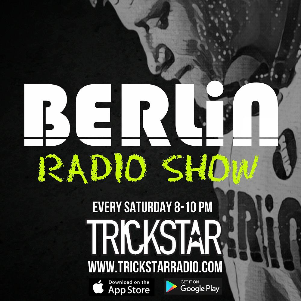 Berlin Radio Show Moves To Trickstar Radio