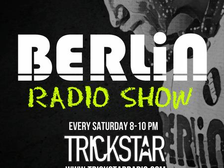 The Berlin Radio Show Is Moving To Trickstar Radio