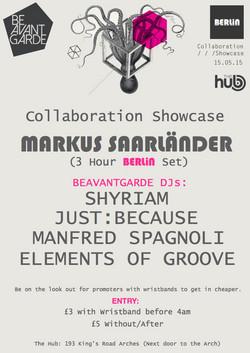 Bevantgarde May 2015