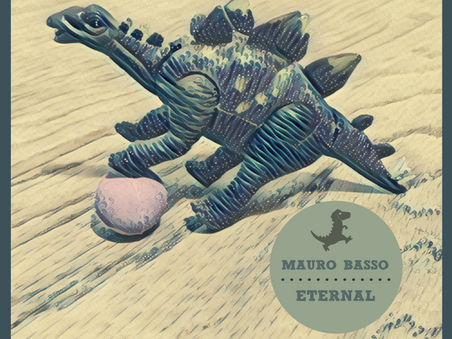 Dino Audio - Mauro Basso Showcases Eternal Bliss