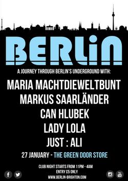 Berlin January 2017