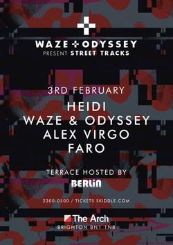 Waze & Odyssey pres Heidi