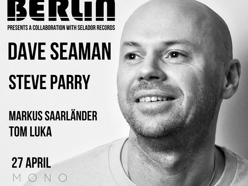 Berlin Presents Dave Seaman
