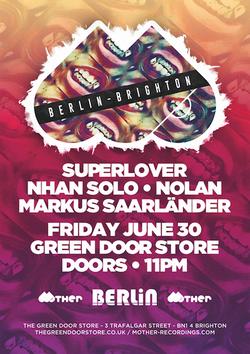 Berlin presents Mother Recordings