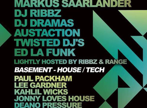 Markus Joins The Pure Klass Guys @ The Volks on September 15th