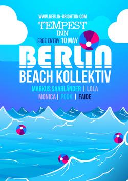 Berlin Beach Kollektiv 2019