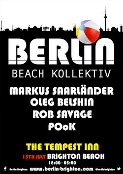 Berlin Beach Kollektiv 2