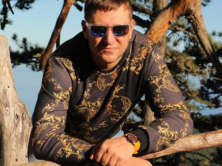 Premiere: Anton Borin - Forrest Jam EP - Monog Records
