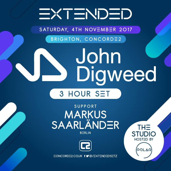 Extended presents John Digweed