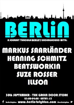Berlin October 2016