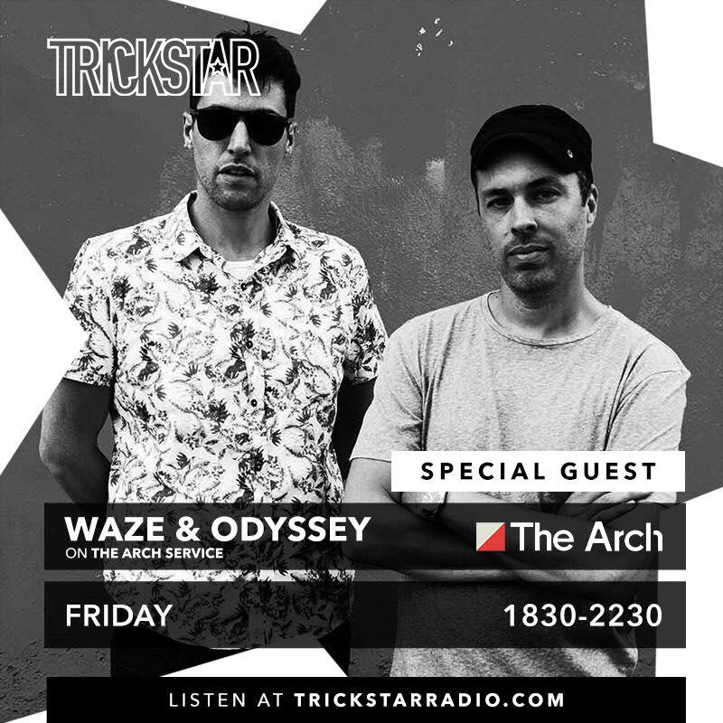 Waze & Odyssey