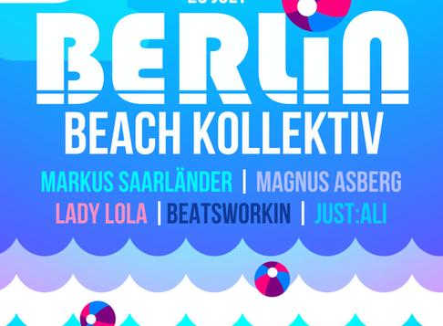 Berlin Beach Kollektiv Returns To The Tempest For 2017