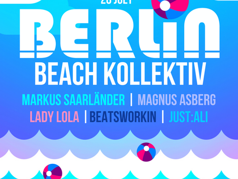 Berlin Beach Kollektiv Returns To The Tempest For 2017