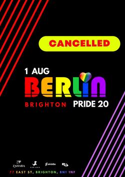 Berlin Brighton Pride 2020