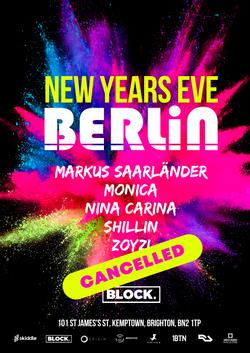 BERLIN NYE 2020