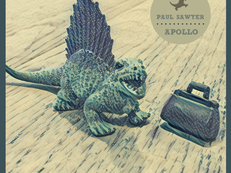 Dino Audio - Paul Sawyer Brings Us The Gods