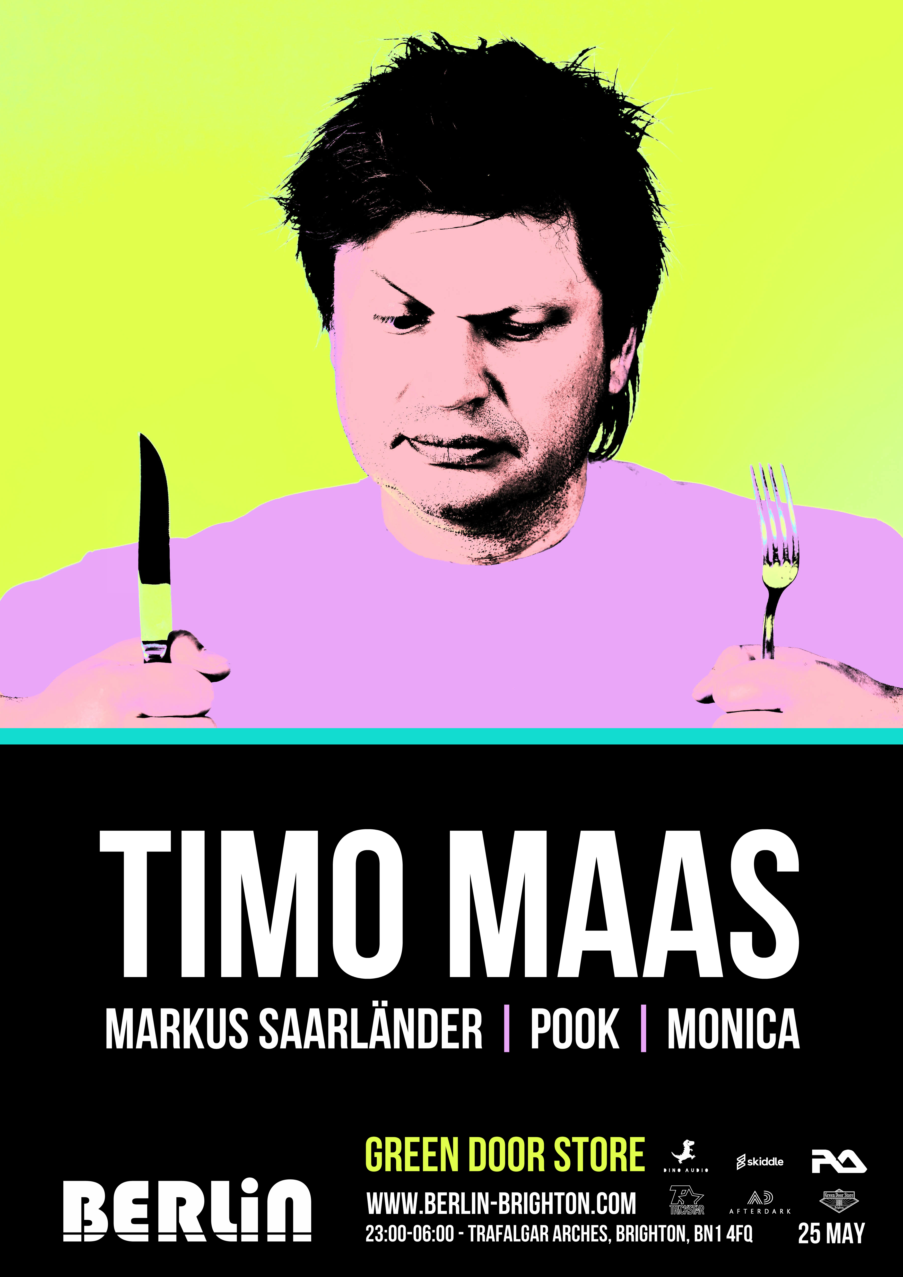 TIMO POSTER