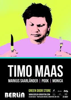 TIMO POSTER