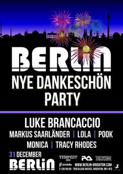 Berlin NYE 2018