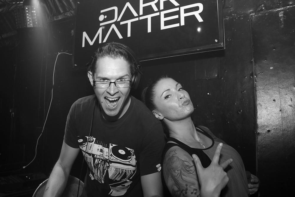 James Black & Amber D