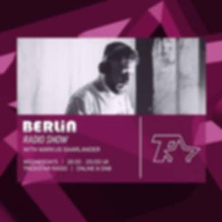 Berlin Radio Show - Trickstar Radio.jpg