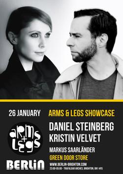 Berlin presents Daniel Steinberg